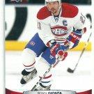2011 Upper Deck Hockey Brian Gionta Canadiens #103