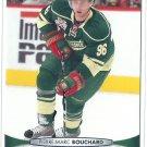 2011 Upper Deck Hockey Pierre-Marc Bouchard Wild #109