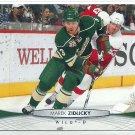 2011 Upper Deck Hockey Marek Zidlicky Wild #112