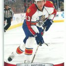 2011 Upper Deck Hockey Mike Santorelli Panthers #123