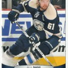 2011 Upper Deck Hockey Rick Nash Blue Jackets #146