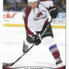 2011 Upper Deck Hockey Erik Johnson Avalanche #153