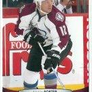 2011 Upper Deck Hockey Kevin Porter Avalanche #159