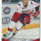 2011 Upper Deck Hockey Jamie McBain Hurricanes #168