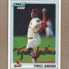 2010 Bowman Draft Tyrell Jenkins Cardinals #BDPP26