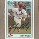 2010 Bowman Draft Cody Stanley Cardinals #BDPP48