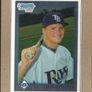 2010 Bowman Draft Chrome Drew Vettleson Rays #BDPP59