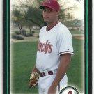 2010 Bowman Draft Jordan Norberto D-backs #BDP74