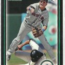 2010 Bowman Draft Justin Turner Mets #BDP105