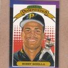 1989 Donruss Baseball DK Bobby Bonilla #2