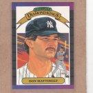 1989 Donruss Baseball DK Don Mattingly #26