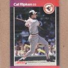 1989 Donruss Baseball Cal Ripken Orioles #51
