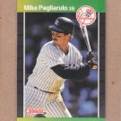 1989 Donruss Baseball Mike Pagliarulo Yankees #127