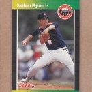 1989 Donruss Baseball Nolan Ryan Astros #154