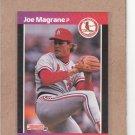 1989 Donruss Baseball Joe Magrane Cardinals #201