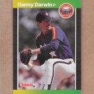 1989 Donruss Baseball Danny Darwin Astros #390