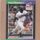 1989 Donruss Baseball Daryl Boston White Sox #455