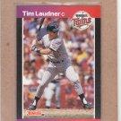 1989 Donruss Baseball Tim Laudner Twins #615