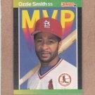 1989 Donruss Baseball MVP Ozzie Smith #BC-14