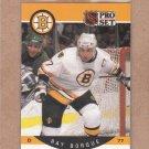 1990 Pro Set Hockey Ray Borque Bruins #1