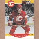 1990 Pro Set Hockey Joe Niewendyk Flames #42