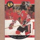 1990 Pro Set Hockey Dirk Graham Blackhawks #51