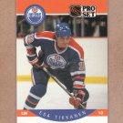 1990 Pro Set Hockey Esa Tikkanen Oilers #97