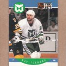 1990 Pro Set Hockey Ray Ferraro Whalers #104
