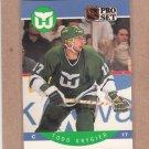 1990 Pro Set Hockey Todd Krygier Whalers #107