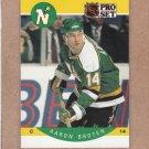 1990 Pro Set Hockey Aaron Broten North Stars #131