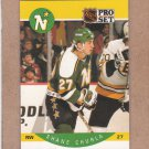 1990 Pro Set Hockey Shane Churla North Stars #135