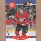 1990 Pro Set Hockey Bobby Smith Canadiens #160