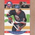 1990 Pro Set Hockey Ken Baumgartner Islands #178