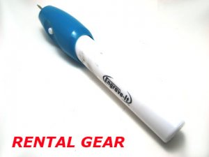 Personal Etcher Pen
