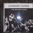 Leonard Cohen - Live And Rare Songs