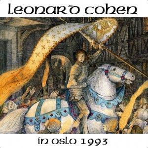 Leonard Cohen - Live In Oslo, Norway 1993 2CDs