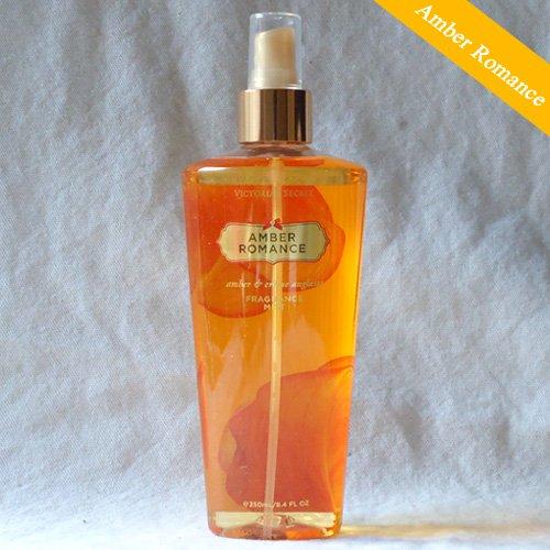 Victoria's Secret Amber Romance Body Mist / Spray