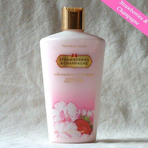 Victoria's Secret Strawberries and Champagne Body lotion