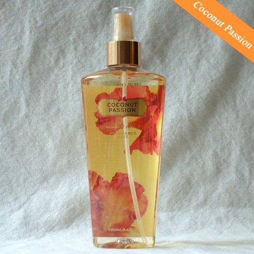 Victoria's Secret Coconut Passion Body Mist / Splash