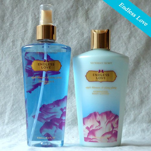 Victoria's Secret Endless Love Body lotion & mist set