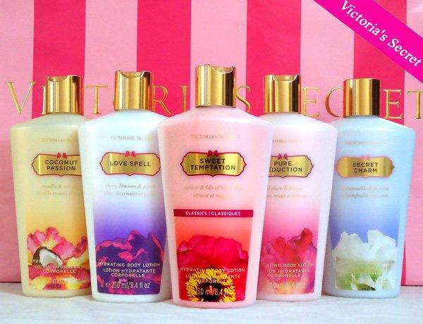 Victoria's Secret Body lotion 5 bottles NEW!