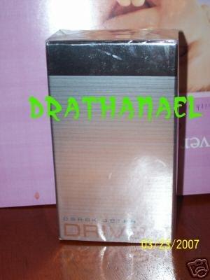 New AVON DEREK JETER DRIVEN Eau de Toilette Spray 2006