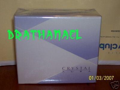 New AVON CRYSTAL AURA EDP Parfum Spray Fragrance