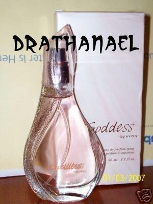 New AVON GODDESS EDP Eau de Parfum Spray Fragrance 2004