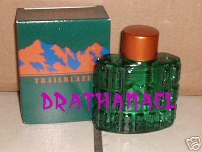 New AVON TRAILBLAZER Mens Cologne Fragrance 1993