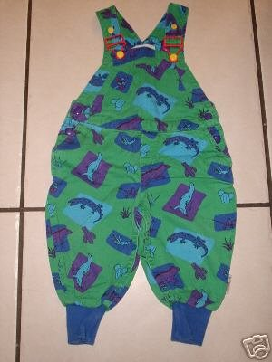 GYMBOREE Painted Desert OVERALLS X-SMALL 18M 24M XS
