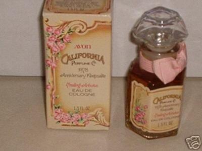 New AVON TRAILING ARBUTUS Eau de Cologne Fragrance