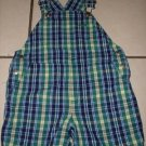 GYMBOREE Junior Champ SHORTALL Bibs Small S 2T 3T 2/3