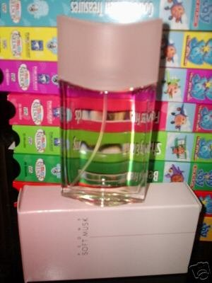 New AVON PEONY SOFT MUSK Eau de Cologne Spray Fragrance 2002