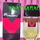 New AVON TRIUMPH Men Cologne Spray Fragrance 1995